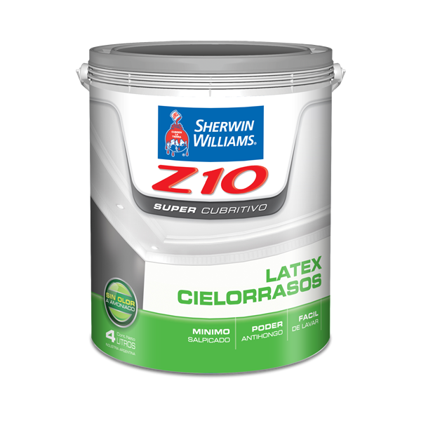 Sherwin Williams Z10 Cielorrasos