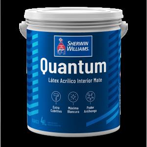 Quantum Látex Acrílico Interior Mate